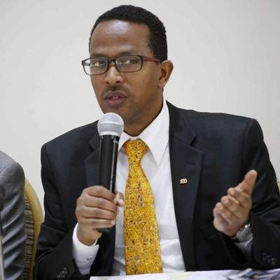 Ethiopian Education Minister Getahun Mekuriya