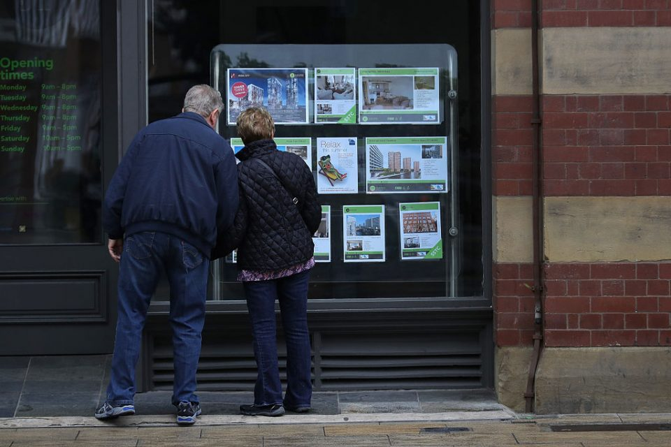 Home Ownership Falls To Its Lowest Level In 30 Years