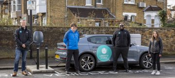 Telecoms giant Liberty Global has today kicked off plans to install 800 electric vehicle (EV) chargepoints across London over the next 12 months.