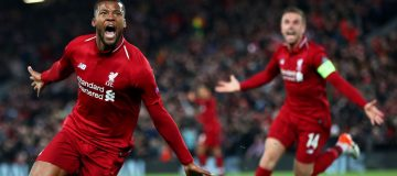 Anfield witnessed one of its greatest European nights when Liverpool beat Barcelona 4-0 to complete an improbable comeback in 2019