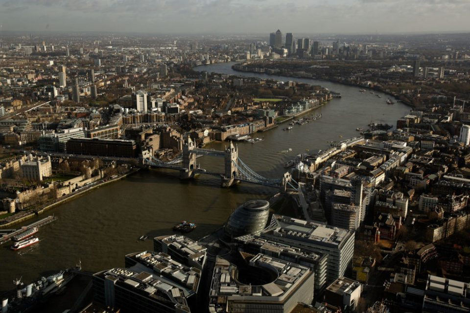 London Creating 80% Of The Private Sector Jobs In The UK