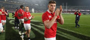 Owen Farrell will find out whether he has been selected for the British and Irish Lions squad for this summer's tour of South Africa on Thursday 6 May