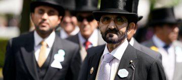 Inside Sheikh Mohammed's British property empire