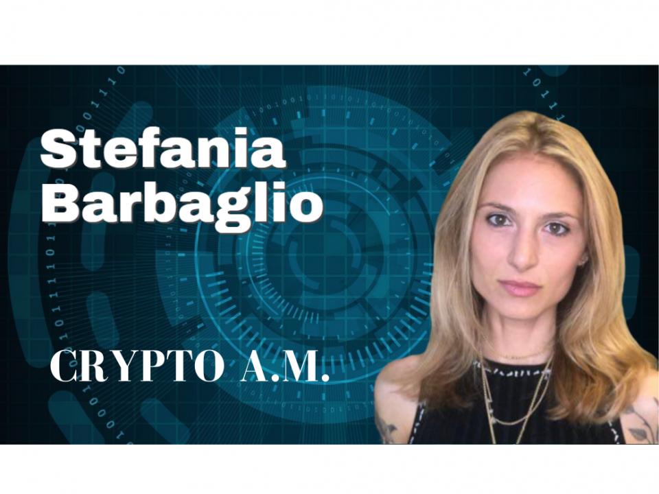 Stefania Barbaglio header