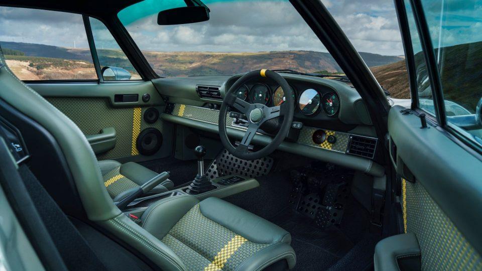 Porsche 911 by Theon Design