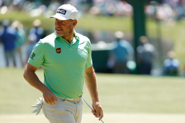 Lee Westwood, 47, is aiming to become the oldest ever winner of the Masters