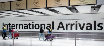 UK Begins Hotel Quarantine Policy For Some Arriving Travellers