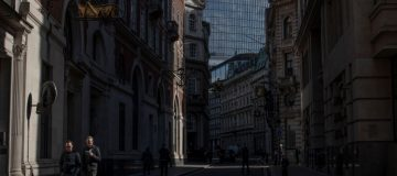 UK Lockdown Anniversary: The Square Mile, Back At Square One