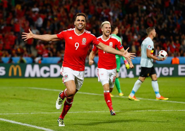Hal Robson-Kanu helped Wales reach the semi-finals of Euro 2016, scoring an iconic goal against Belgium in the process