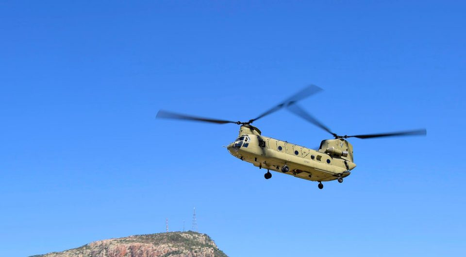 Britain will buy 14 Chinook helicopters from US aerospace giant Boeing in a deal worth $2bn (£1.4bn), it was reported today.