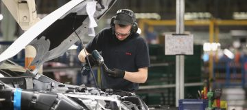 The impact of the ongoing shortage of semiconductor chips was laid bare this morning as the Office of National Statistics (ONS) said that car manufacturing fell over a quarter in May.