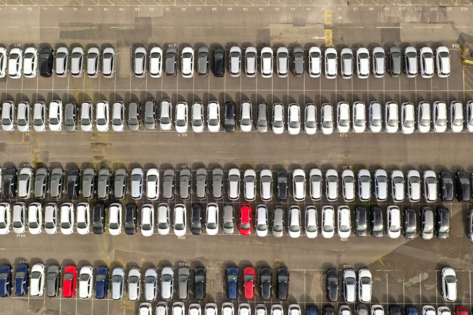 Car production rise for first time since 2019 after Covid collapse