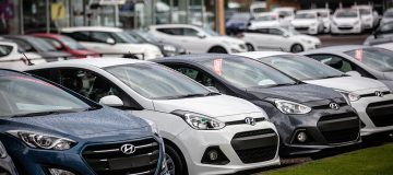 Car sales rose 11 per cent in March as the UK market began to show signs of life after a dire year for the automotive industry.