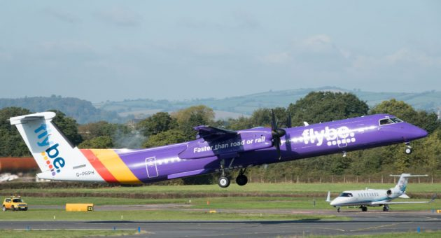 Flybe set for summer return as buyout deal completed