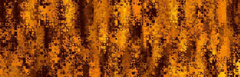 gold block NFT