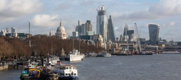 Policy Chair outlines Square Mile COVID recovery plan