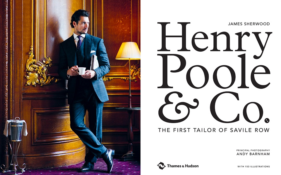 Henry Poole & Co is one of the founders of Savile Row and a bastion of bespoke tailoring