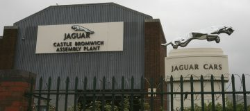 The disruption caused by the global shortfall of semiconductor chips continued this morning as Jaguar Land Rover said it would pause production at two of its plants next week.