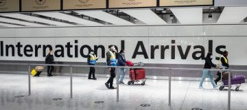 The most passengers travelled through Heathrow in a single month since the beginning of the pandemic in July, the UK's largest airport said today.