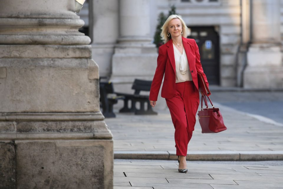 """The UK is on track to sign a free trade deal with Australia in June after """"major breakthroughs"""" in this week's negotiations, international trade secretary Liz Truss has said this afternoon."""
