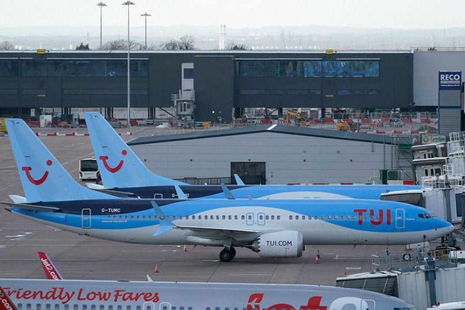 Tui today reported its first cash positive quarter since the pandemic began as the relaxation of travel restrictions across Europe boosted holiday bookings.