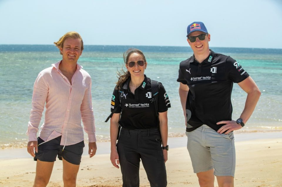 Former F1 world champion Nico Rosberg has seen his team make a wining start to Extreme E