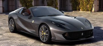 Ferrari 812 GTS review: the ultimate V12, now in surround-sound