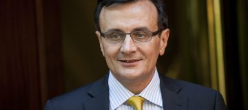 AstraZeneca And Pfizer Chief Executive's Give Evidence To Select Committee