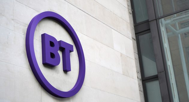 BT: Investors unenthused by £2bn pension funding deal as shares drop 6.3 per cent