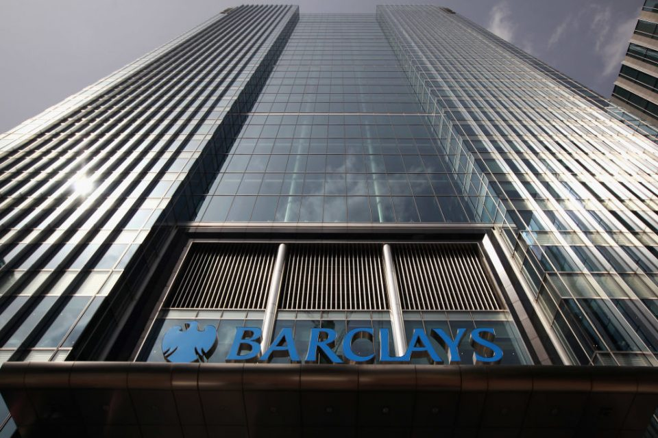 Barclays names new investment bank heads