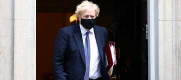 Boris Johnson Holds PMQs For First Time Since May Elections