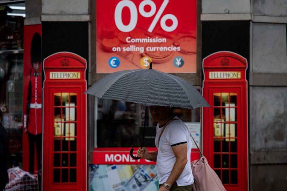 British Pound Declines Amid No-Deal Brexit Prospects