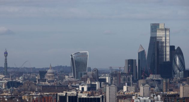 FTSE 100 outperforms global peers as Wall Street opens lower