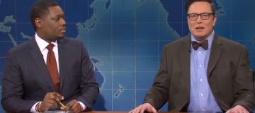 Elon Musk on Saturday Night Live 1