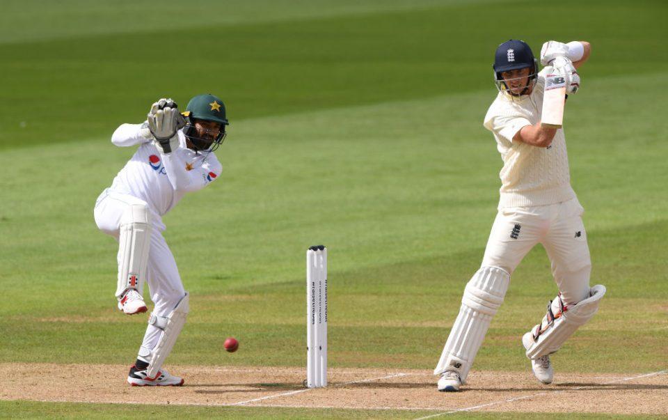 England v Pakistan: Day 1 - Third Test #RaiseTheBat Series