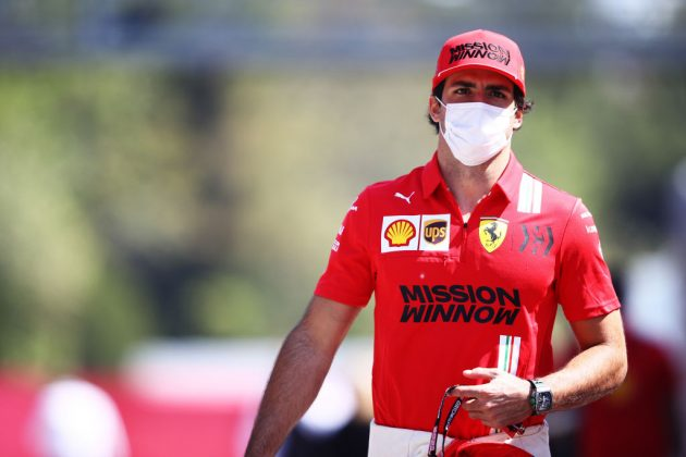 Carlos Sainz Jr's move to Ferrari has been cited as one reason for increased interest in F1 in his native Spain