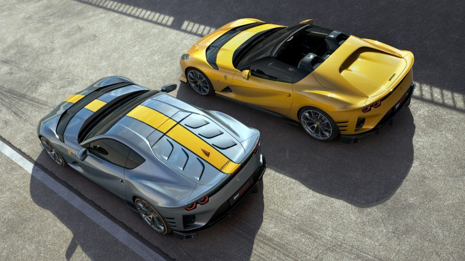 Ferrari Competizione