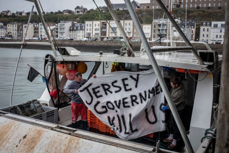 France Threatens A Reprisal As Post-Brexit Fishing Row Deepens