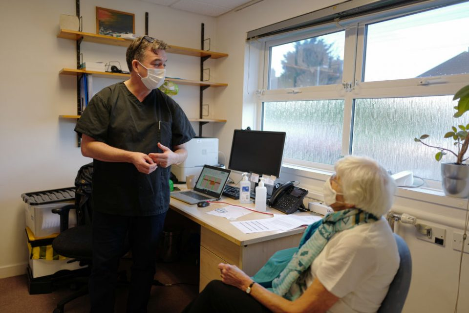 GP Surgeries In Cornwall Join Covid-19 Vaccine Campaign