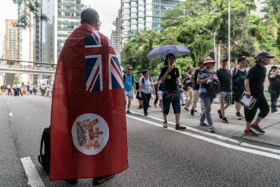 Hong Kong Marks 21 Years After Its Handover To China
