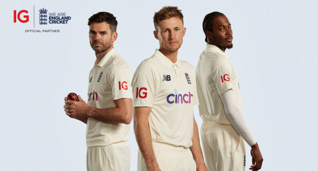 City firm IG signs up to sponsor England cricket teams in three-year deal
