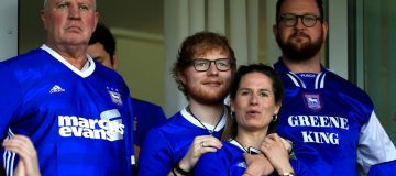 Ed Sheeran is a boyhood Ipswich Town fan and, from next season, will sponsor the shirts of the club's men's and women's teams