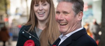 Keir Starmer Campaigns On The Final Day Before Elections