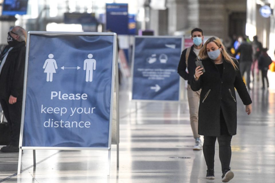 London And South East Enter 'Tier 4' As New Coronavirus Strain Detected