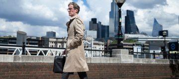 LONDON-BUSINESS-SERVICES-ACTIVITY