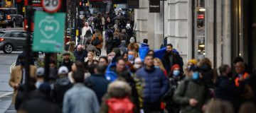 London Expected To Enter 'Tier 3' As Covid-19 Cases Rise