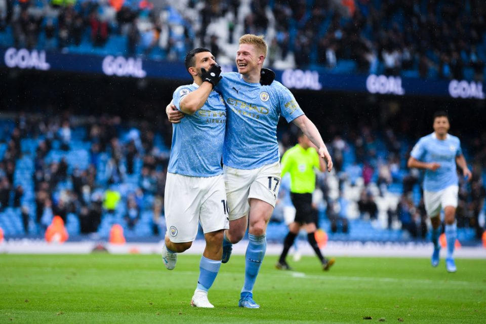 Manchester City have a first Champions League crown in their sights when they meet Chelsea on Saturday after reclaiming the Premier League title