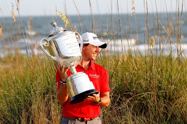 McIlroy swpet to an eight-shot victory when the US PGA was last held at the South Carolina course nine years ago