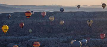 Peak Tourist Season Begins in Turkey's Famous Cappadocia Region