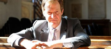 Alastair Campbell on mental wellbeing